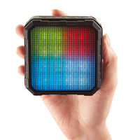 LZG-Z2 Innovative Products For Import Cute Mini Colorful Flashing Lights Portable Bluetooth Speaker