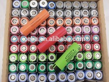 1x18650 lithium rechargeable battery