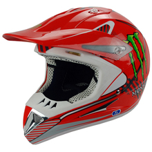Off road dirt bike ATV motocross motorcycle helmet