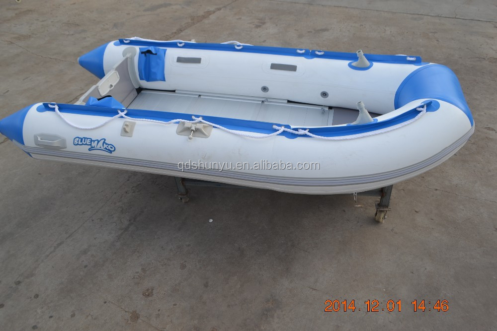 Ce certificate cheap fishing inflatable boat for sale for Inflatable fishing boats for sale