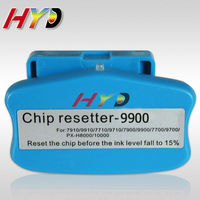 Waste ink tank chip resetter for Epson pro 9900 ink cartridge