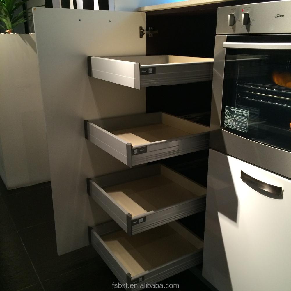 Moderne armoires de cuisine prix aluminium meubles de - Cuisine a prix d usine ...