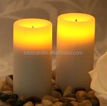 Pillar Real Wax Flameless Candles w/Auto Timer Feature wholesale supplier
