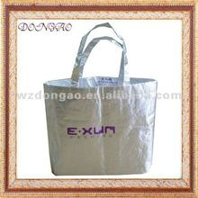 metallic cloth packing bag with laser film