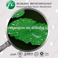 10:1 liensinine lotus plúmula extracto