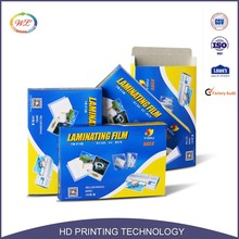 HD Colorful Printing Paper Packaging Box Available Custom