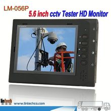"""china+supplier 5.6"""" BNC connector battey powered hdmi lcd monitor with HDMI Input (LM-056P)"""