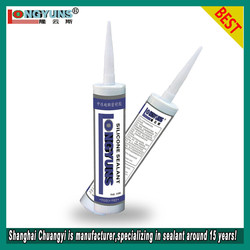 CY-990 silicone kitchen sealing duct sealant for factory