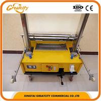 Plastering machine / Plaster machine / Auto wall rendering machine