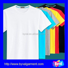 Custom t shirts design for men blank t shirts for screen print