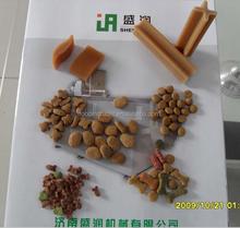 Most popular extruded animal /pet food pellet making extruder for dog /cat /fish /bird on hot sale