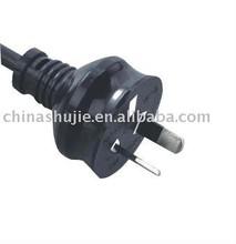 Argentine power cord power plug