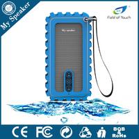 New products 10W Shockproof IPX 7 Waterproof mini bluetooth speaker