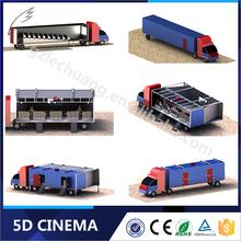 Customer-Design 8D/9D/Xd Cinema New Design Truck 5D Mobile Cinema