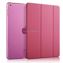 Slim Folio Leather Cases Fold Tablet for for ipad air stand case