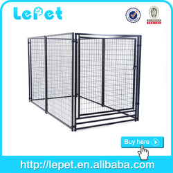 2016 new large steel dog kennel and runs