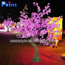 Hot sales most realistic artificial tree and plastic tree and fake blossom tree