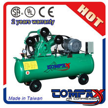 Air compressor 15HP pet food pellet processing machine