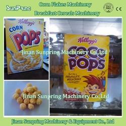 Coco Pops Breakfast Cereal Making Equipment