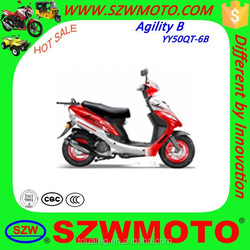 hot sale brand-new design Agility B YY50QT-6B YY150T-6B scooter motorcycle with good price