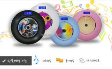 Top Quality Portable CD Player With MP3/USB Card/MMC Card Support FM/Multimedia Speaker