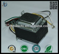 Customized electrical 100v audio transformer and transformer scrap
