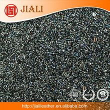 54 inch multi color design chunky glitter leather for shoes and wallpaper