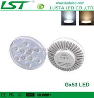 LED Kitchen Under Cabinet Light Bulb 230V 220V 110V 120V Gx53 LED Puck Light