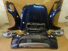 BMW X3 X5 X6 3 5 6 7 USED CAR PARTS HOOD FENDER DOOR BUMPER AXLE ENGINE GEARBOX N63B44 N63B44A N63 N55 N55B30 N55B30A S63 S63B44
