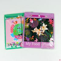 Hot Selling animal paper calendar fridge magnet