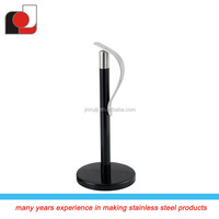stainless steel paper towel holder /kitchen paper towel holder/kitchen tissue paper roll holder
