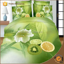 wholesale price cotton soft feel polyester bedding set