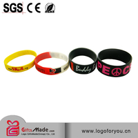 professional custom silicone wristband , silicone bracelet,bulk cheap silicone wristband