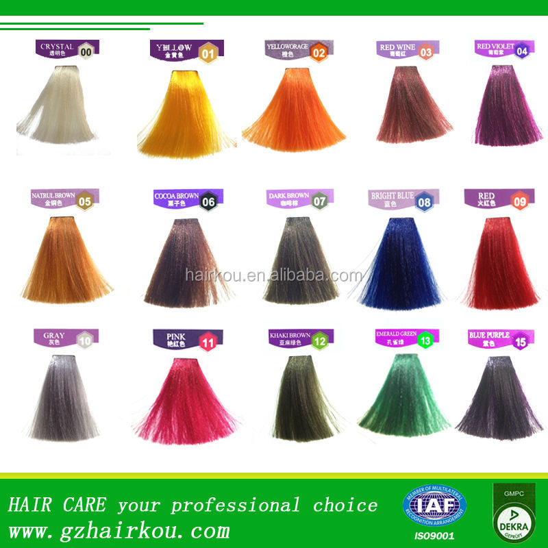 Yellow Colorwhat Is The Best Semi Permanent Hair Dye Buy What Is