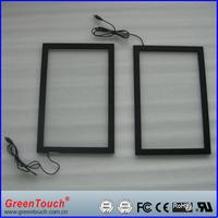 80 inch outdoor indoor use IR touch screen.