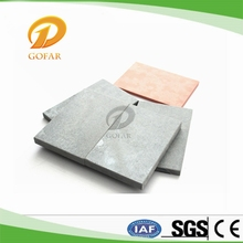 Cheap house use fiber cement roof tile
