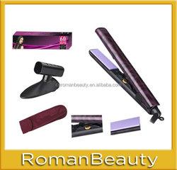 Remington Silk Ceramic Flat Iron 2 Inch Dual Voltage Hair Straightener