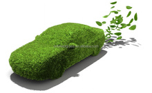 Specialized designing artificial grass for car model