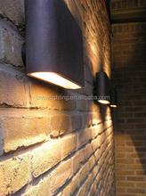 led lamp, 2015 italian new design waterproof outdoor wall LED lamp 6W
