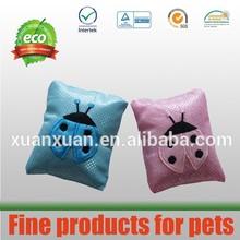 best quality catnip bag printed beatles cat toy