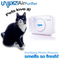 prevent bird flu air purifier medical uv sterilizer