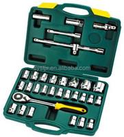 """Multi Auto Tool Kit 32PCS 1/2"""" DRIVE SET"""