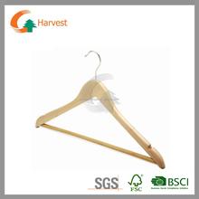 Popular suits hanger/wood hanger/hangers wholesale GDW031