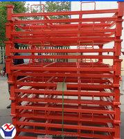 Top quality semi trailer spare tire storage rack