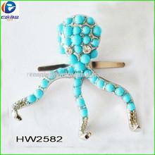 رن تشينغ مصنع hw2582 جمع الأحذية الحبار ملابس والاحذية والحقائب مطابقة الزينةديكورات جوهرة