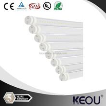 Good quality top sell 7000k t8 150/60/90/120cm led tube , 7000k led tube 2/3/4/5feet TUV VDE CUL CAS ETL UL listed