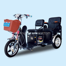 Electric Tricycle for 3 Passengers Best Price Auto Operated Rickshaw Hot Sale for India