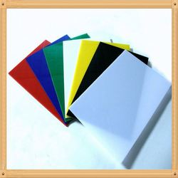 PP hollow plastic sheet/board with good quality