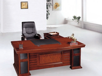 Wood desk Modern office furniture manager executive table