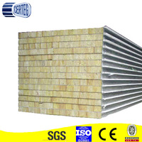 rock wool for building materials use steel structure